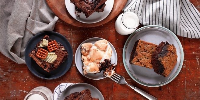 Tips For Delicious Brownies Reynolds Kitchens